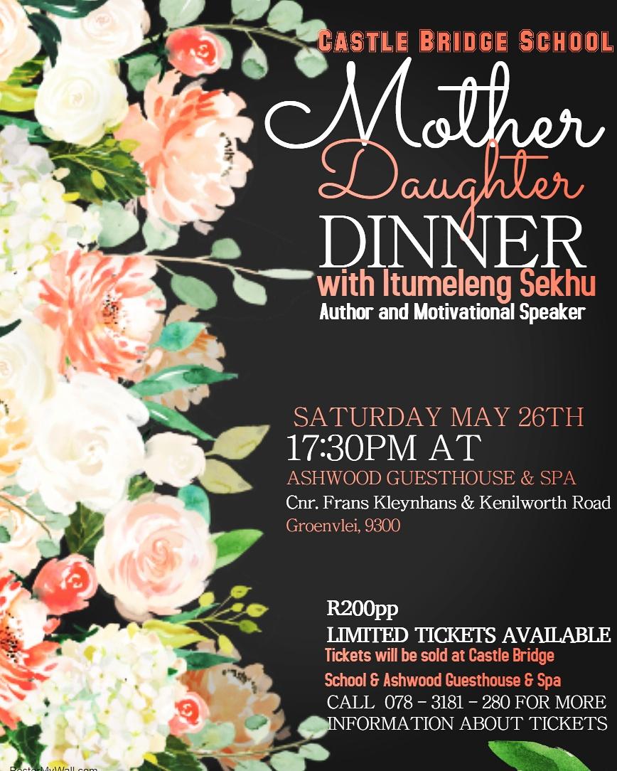 Mother Daughter Dinner
